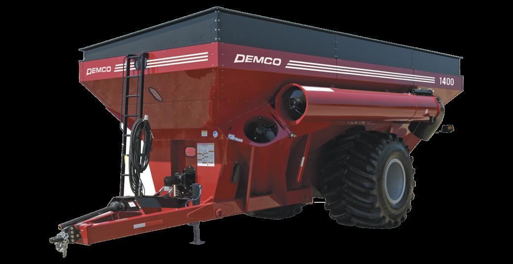 1400 Grain Cart - tires
