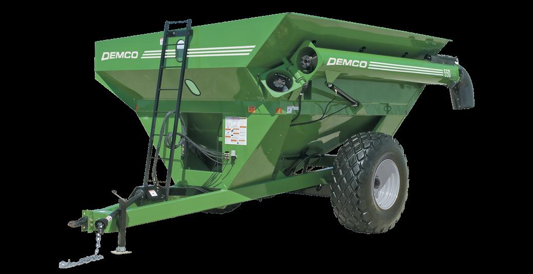 550 Grain Cart