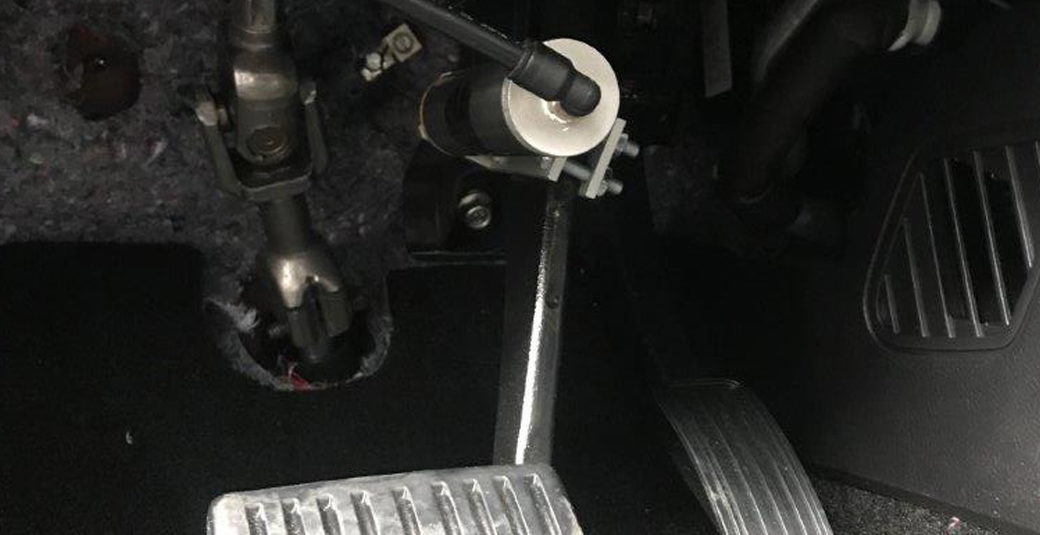 Cylinder mounted 2 in 2019 Edge