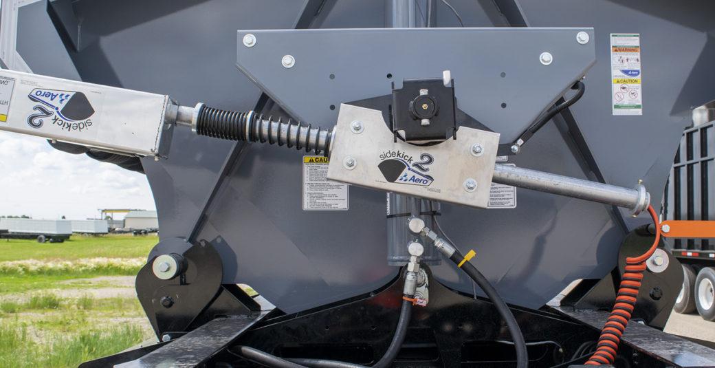 Aero Lock Out Sensor