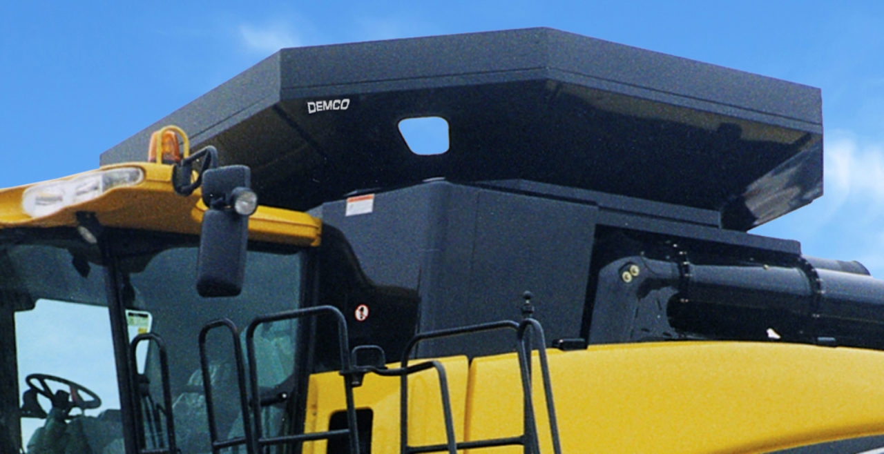 New Holland Extension